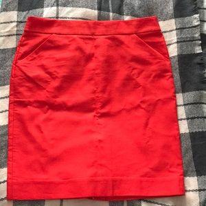 🆕 J. Crew Pencil Skirt